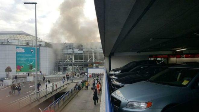 ataque terrorista - Estado Islâmico assume autoria dos ataques terroristas desta terça-feira