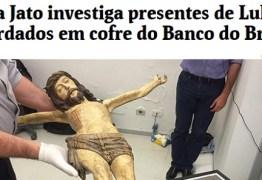 POLÊMICA: Lula, mande um exemplar da revista Época para responder à intimação do Moro sobre seu acervo