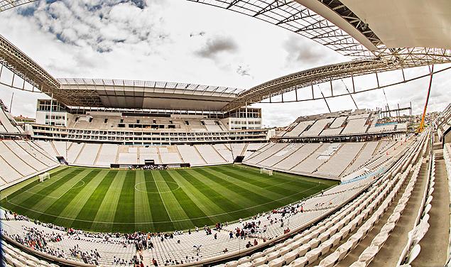 corinthians - Obra do estádio do Corinthians teve pagamento de propina, diz Lava Jato