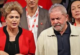 Cinco partidos vão à PF acusando Dilma e Lula de compra de votos
