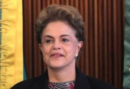 Dilma não deve falar publicamente sobre citação a Mercadante