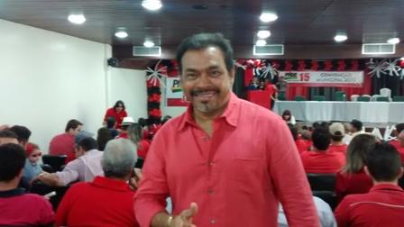 edinaldo do edelicia - PTB reúne cinco partidos, em Santa Rita, e lança Ednaldo do Edilícia à Prefeitura