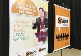 'Nova Lei da Propaganda Eleitoral' é tema de seminário em João Pessoa