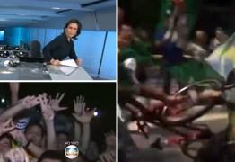 Fascismo da Globo coloca o país em pré-guerra civil