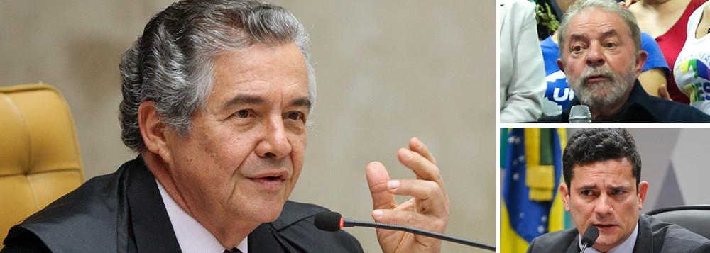 images cms image 000484888 - Ministro Marco Aurélio: O Juiz Moro atropelou regras