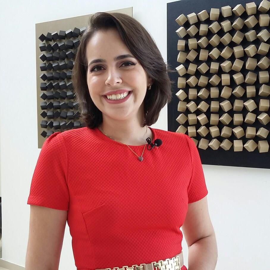 ludmila costa - TV Correio contrata Ludmila Costa para apresentar programa e demite Ainoã Geminiano