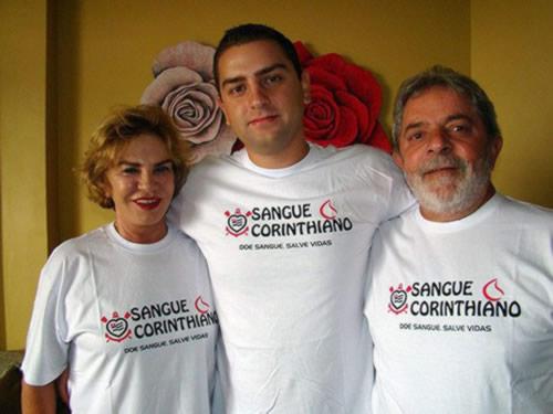 lula e familia - PF DIVULGA OS NOMES DOS INVESTIGADOS: Lula, Lulinha, Marisa, Paulo Tarcisio e Paulo Roberto