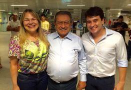 PMDB filia ex-prefeita de Piancó, seu filho pré-candidato e Jullys Roberto