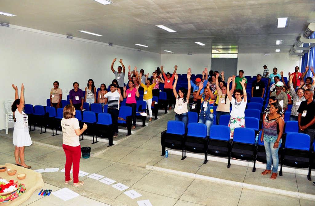 oficina participativa seguranca alimentar em cuite foto alberto machado 23 - Governo do Estado reúne 15 municípios do Curimataú em Cuité para discutir segurança alimentar e nutricional