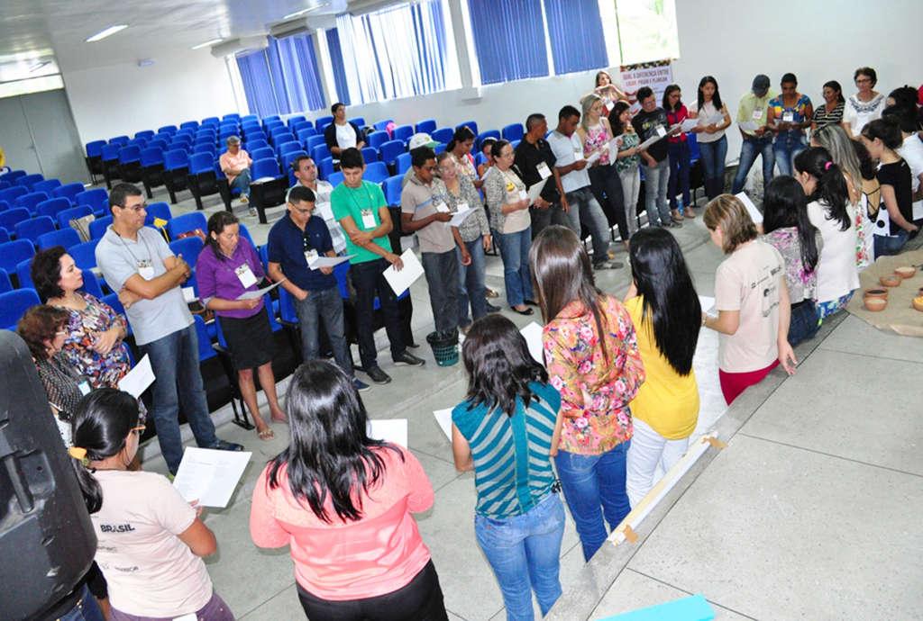 oficina participativa seguranca alimentar em cuite foto alberto machado 5 - Governo do Estado reúne 15 municípios do Curimataú em Cuité para discutir segurança alimentar e nutricional