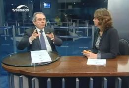 Raimundo Lira fala a TV Senado sobre duplicação da BR 230 e Ramal Piancó
