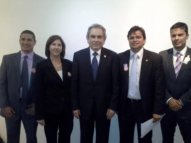 raimundo lira - Delegados procuram Lira para falar de projeto que protege vítimas e testemunhas vulneráveis