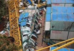 Ventania de 100 km/h causa 18 mortes na china
