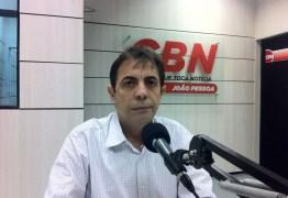 Lenilson Guedes está fora do Sistema Paraíba