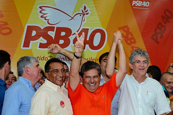 adrianogaldino - Adriano Galdino recebe apoio de mais três partidos em Campina Grande