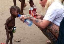 Acusada de bruxaria, criança nigeriana é abandonada pelos pais