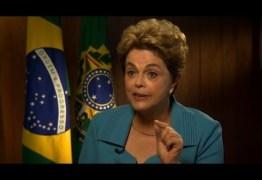 Dilma concede entrevista à CNN e diz que lutará para preservar seu mandato, confira