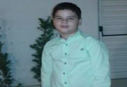 QUATRO DIAS DE DESAPARECIMENTO: Continuam as busca pelo garoto Erick Gabriel em Pombal