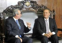 Presidente do Senado, Renan descarta acelerar tramitação do impeachment