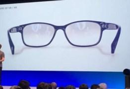 Facebook imagina óculos do futuro que mistura realidade virtual e aumentada