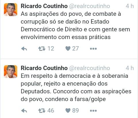 tweet ricardo
