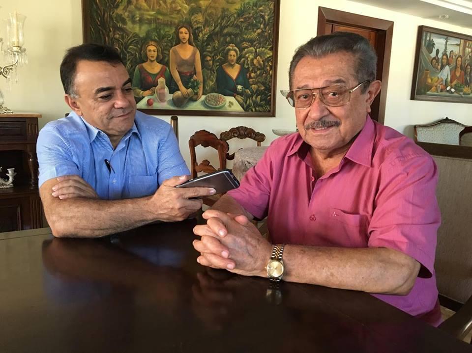 13246131 1096689907053841 1497559662 n - Maranhão acredita no PSDB com Manoel Júnior e dispara: 'eu e Cássio já quebramos o gelo'