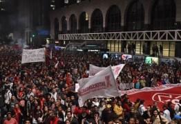 RESISTÊNCIA: Atos públicos pelo Brasil tem confrontos entre polícias e manifestantes