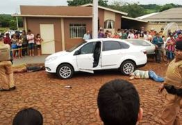 DUELO NA BALA: Dois vigilantes morrem em troca de tiros, após discussão na Paraíba