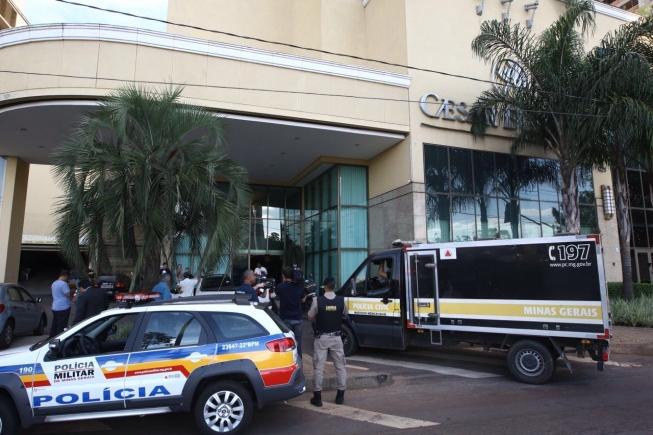 hotel - URGENTE: Fã que iria matar Ana Hickmann em hotel é assassinado por seu cunhado - VEJA VÍDEO