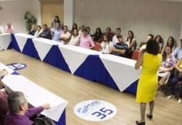 PMB da Paraíba discute estratégias para eleições deste ano com presidente nacional