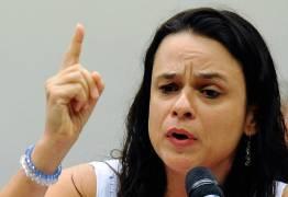 Janaina Paschoal fala sobre ser cotada para vice de Bolsonaro