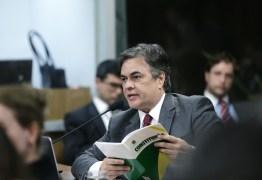 Cássio apresenta projeto anticorrupção no molde norte-americano