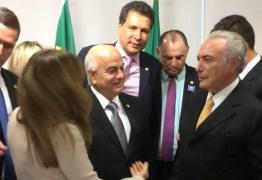 Temer recebe Unale e presidentes de Assembleias estaduais