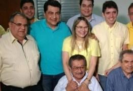 PIANCÓ: Maranhão, Lira, Manoel Junior, Pedro e Rômulo Gouveia na Convenção de Daniel Galdino