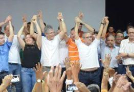 DEFINIDO: Fábio Tyrone é anunciado por Ricardo Coutinho como o candidato a prefeitos das oposições em Sousa