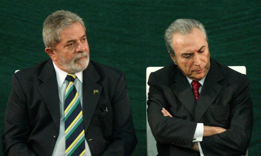 TEMER E LULA 1024x611 - Temer quer apoio de Lula caso impeachment aconteça