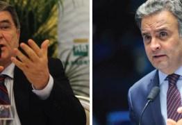 Machado quer detalhar 'mensalão' que elegeu Aécio presidente da Câmara