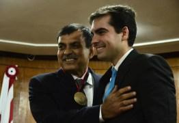 Coronel Ramilton Cordeiro recebe Medalha Cidade de João Pessoa
