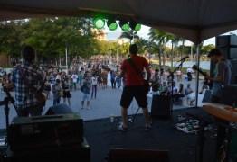 Fim de semana no Parque da Lagoa contou com aulão de dança, feira de artesanato e apresentação de bandas