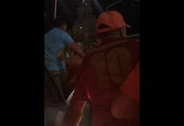 CLIMA QUENTE EM MONTEIRO: Carreata em termina em confusão; vereador é agredido – VEJA VÍDEO