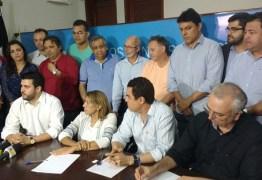 OFICIAL: Wilson Filho desiste de candidatura própria e será vice de Cida Ramos