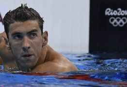 Desejo de disputar a Rio-2016 ajudou Michael Phelps a desistir do suicídio