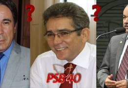 Inácio Falcão, Álvaro Neto e Thompson Mariz são cotados para ser vice de Galdino em CG