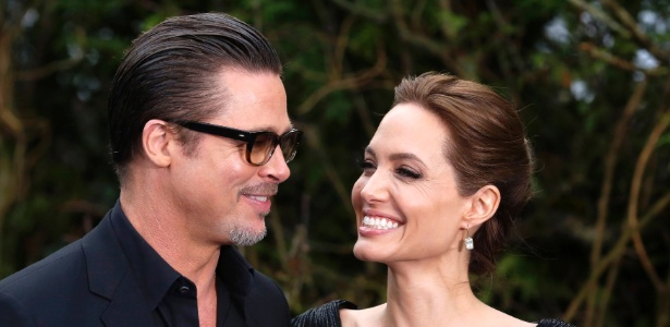 angelina e brad - Divórcio de Angelina Jolie e Brad Pitt chega a um novo impasse