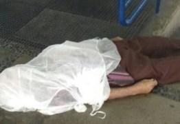 Idoso morre no Terminal Rodoviário de João Pessoa