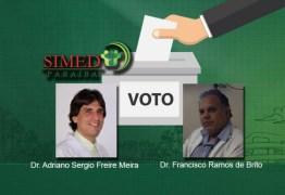 Eleições do SIMED PB começam nessa segunda com favoritismo da chapa de Adriano Sérgio