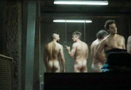 Bruno Belarmino, de 'Supermax', fala sobre cena de nudez: 'Sem problema'
