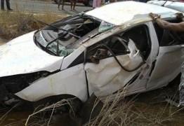 GRAVE ACIDENTE: Diretora de escola do Sesi em Patos morre em acidente