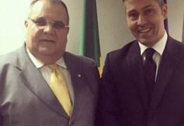 Rômulo se reúne com Leonardo Gadelha e pede aprovação de concursados do INSS