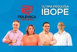 IBOPE: Cabo Branco divulga última pesquisa do primeiro turno das eleições 2016